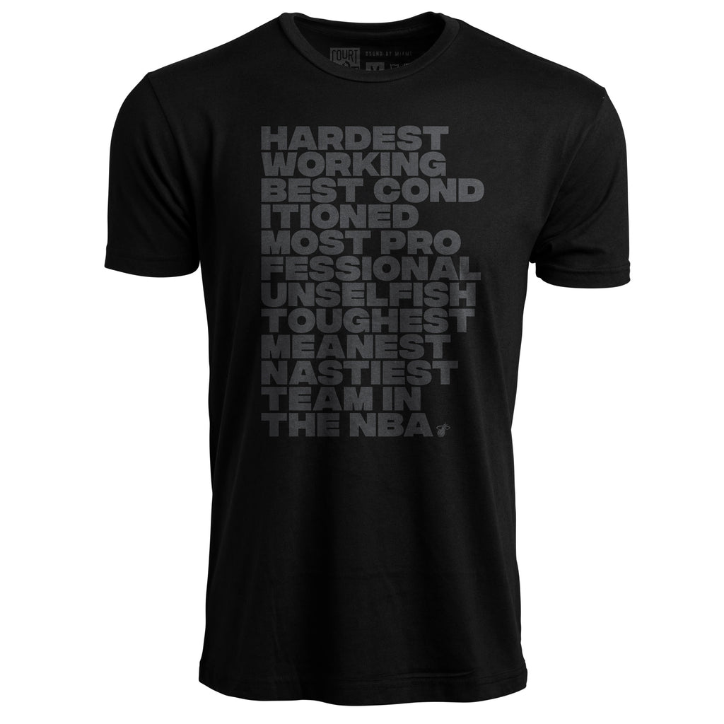 Court Culture HEAT Mantra Tee - featured image