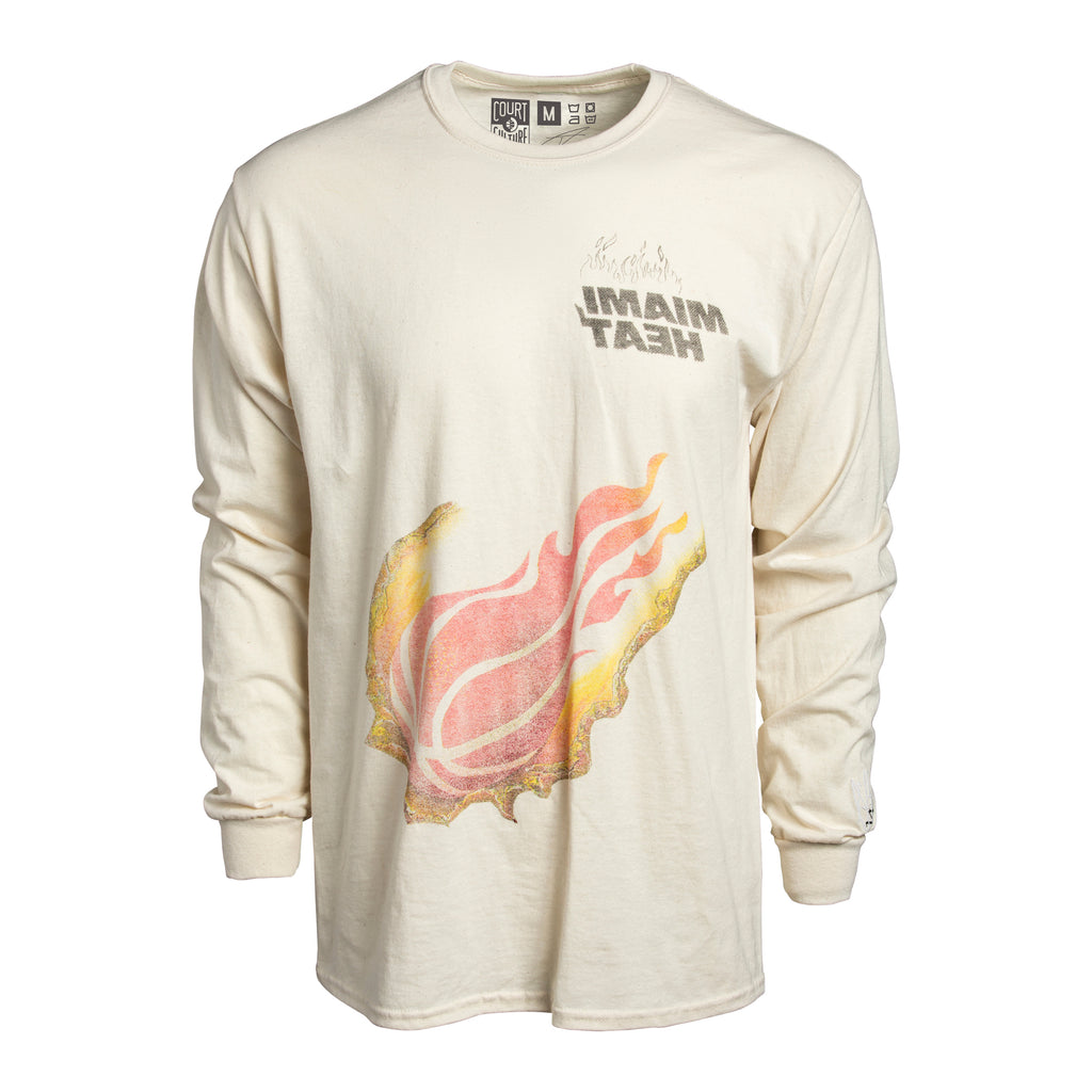 Court Culture Tyler Herro Meteor Tee Long Sleeve - featured image