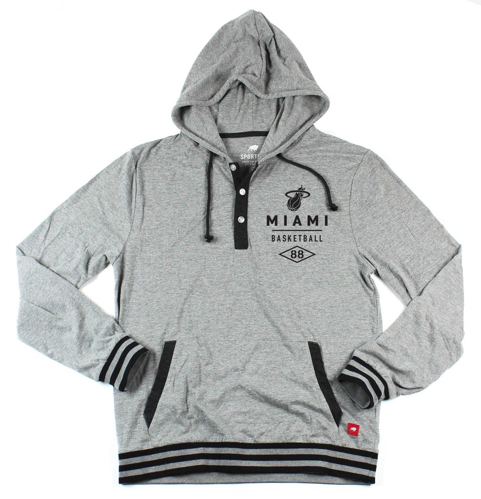 Sportiqe Miami HEAT Bozack Hoodie - featured image