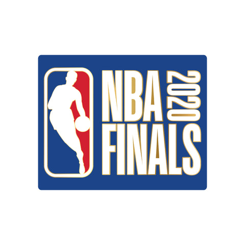 Aminco 2020 NBA Finals Pin Logo