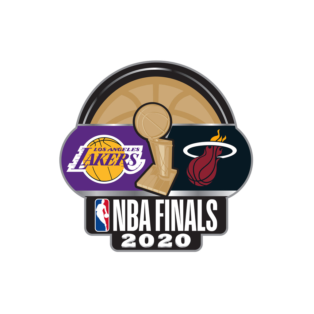 Aminco 2020 NBA Finals Dueling Pin - featured image