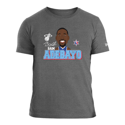 Bam Adebayo New ERA All-Star Tee