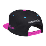 Mitchell & Ness Vice Nights Neon Lights 2 Tone Snapback - 2