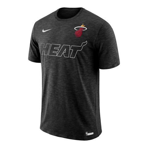 Nike Black HEAT Dri-FIT Tee
