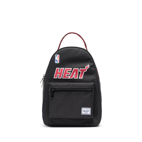 Herschel Miami HEAT Nova Black Backpack