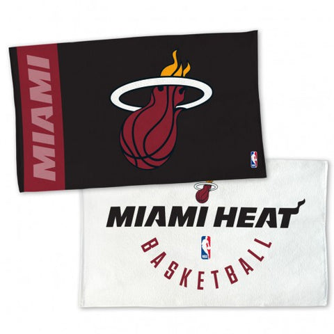 Wincraft Miami HEAT On-Court Bench Towel