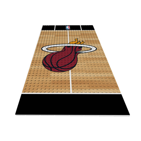 OYO Miami HEAT Court Display Brick