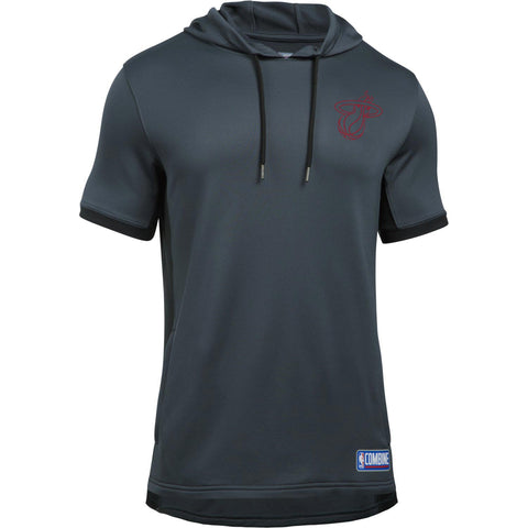 Under Armour Miami HEAT French Terry Hood Tee
