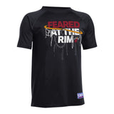 Under Armor Miami HEAT Youth Feared Rim Tech Tee - 1