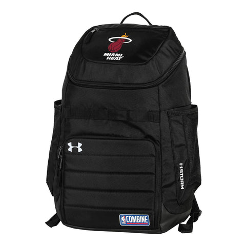 3cf81aeafc88 Under Armour Miami HEAT Undeniable Backpack