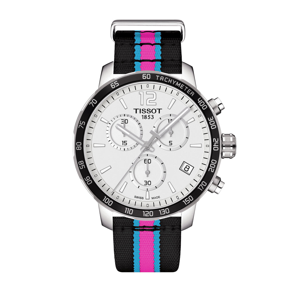 Tissot Vice Nights NBA Quickster Chronograph - featured image