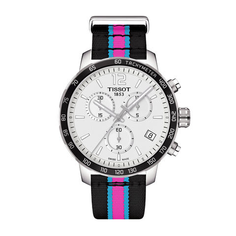 Tissot Miami Vice NBA Quickster Chronograph