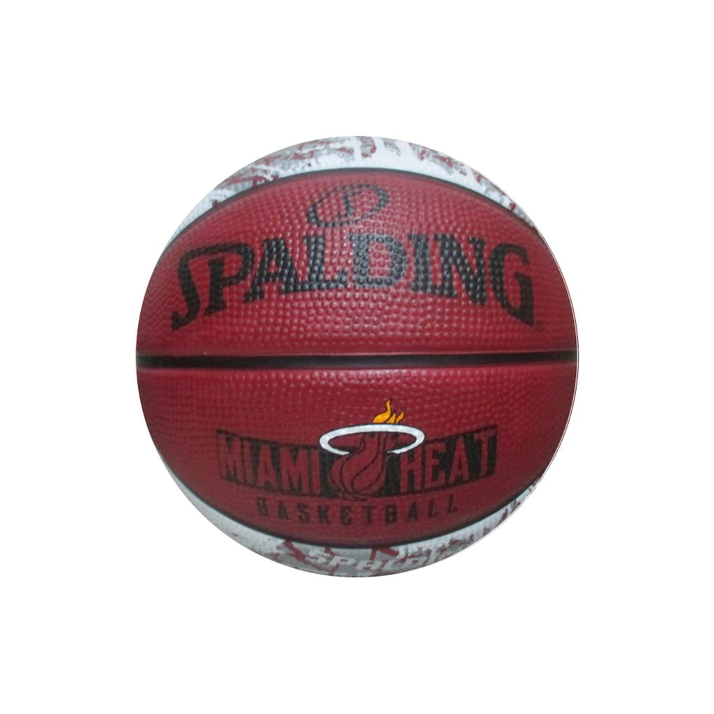 Spalding Miami HEAT Urban Mini Basketball - featured image