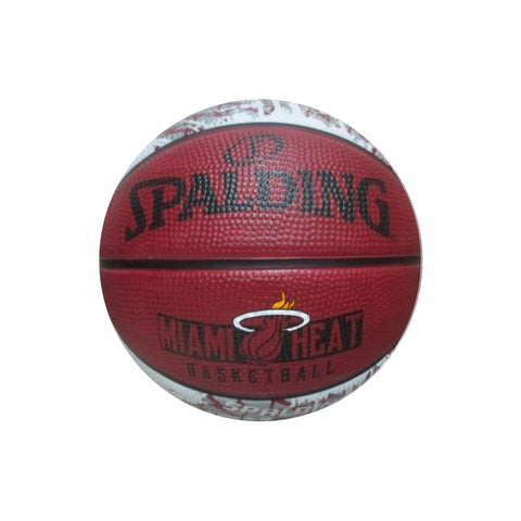Spalding Miami HEAT Urban Mini Basketball