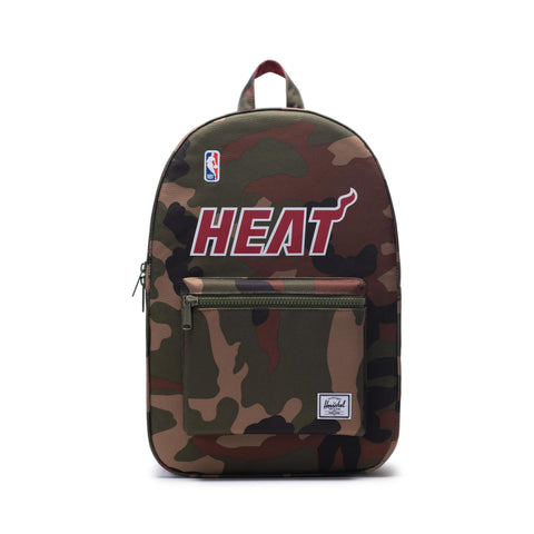 Herschel Miami HEAT Settlement Camo Backpack