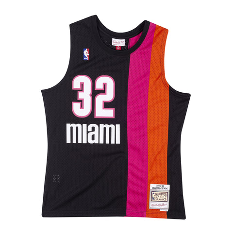 Shaquille O'Neal Mitchell & Ness Floridians Hardwood Classic Swingman Jersey
