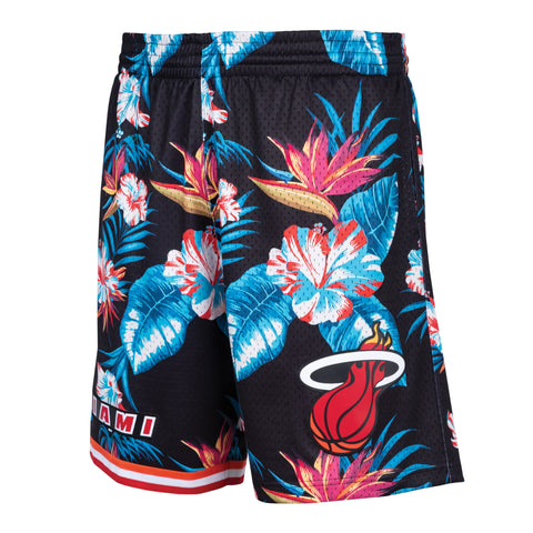 Mitchell & Ness Floral Swingman Shorts