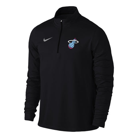 Nike Miami HEAT Vice Nights Long Sleeve Solid Element Top