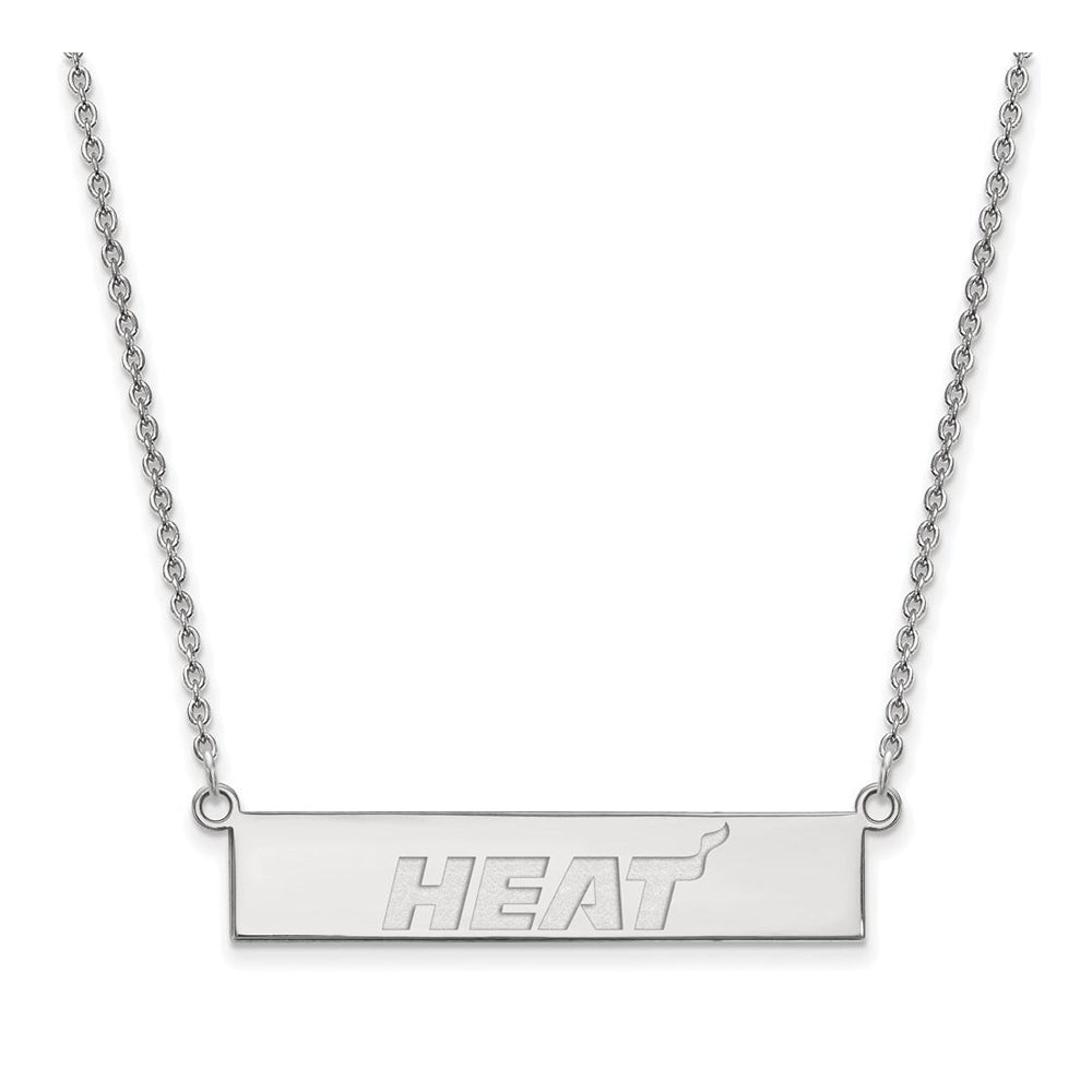 Logo Art Miami HEAT SM Bar Necklace - featured image