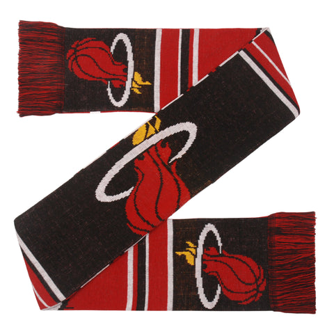 Forever Collectibles Miami HEAT Reversible Scarf