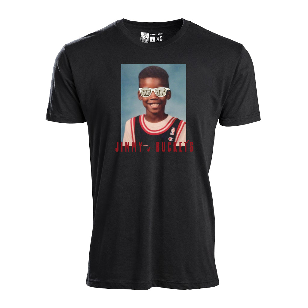 COURT CULTURE THROWBACK JIMMY MEN'S TEE - featured image