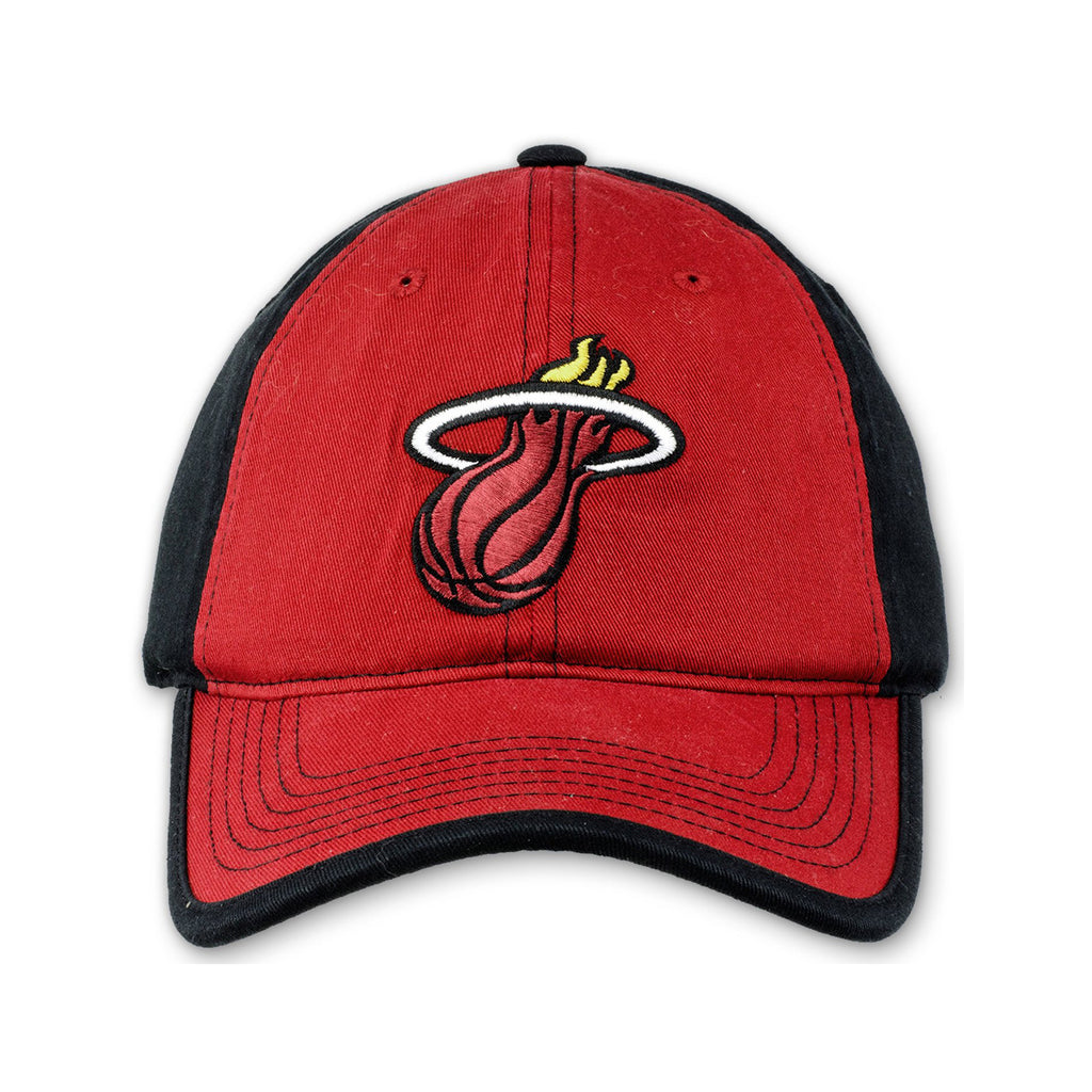 Miami HEAT Two Tone Slouch Adjustable Cap - featured image