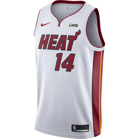 Tyler Herro Nike Association White Swingman Jersey