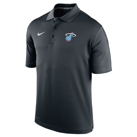 Nike Miami HEAT Vice Nights Varsity Polo