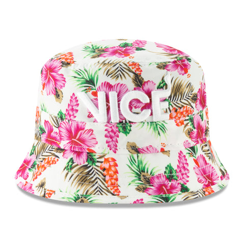 New ERA Vice Floral Bucket Hat