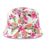 New ERA Vice Floral Bucket Hat - 6