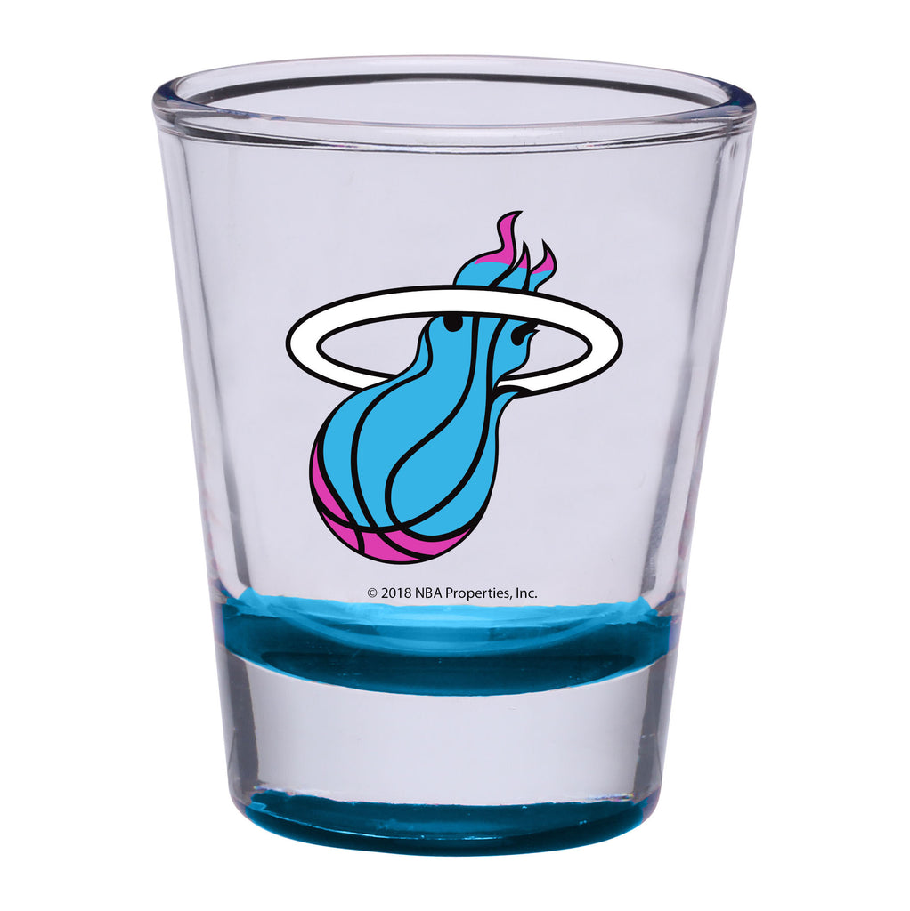 Miami HEAT Vice Nights Highlight Shot Glass - featured image