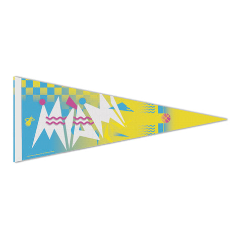 Court Culture ViceWave Pennant