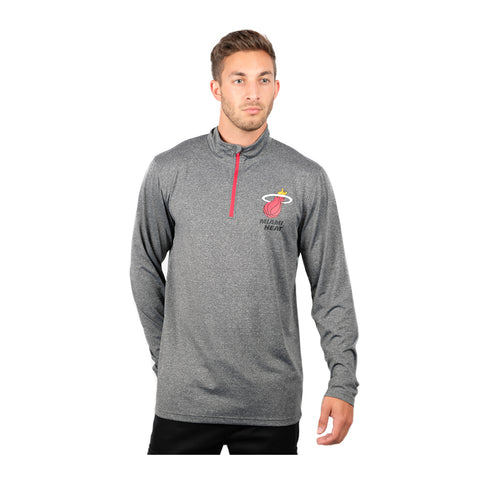 UNK Miami HEAT 1/4 Zip HEAT Jacket