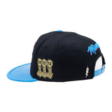 Pro Standard Dwyane Wade Vice Nights Leather Strapback - 3