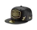 Dwyane Wade New ERA Moments Leather Fitted - 3