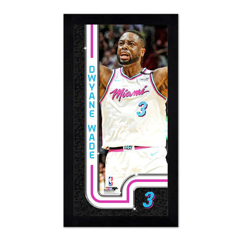 Photofile Dwyane Wade Vice Mini Frame