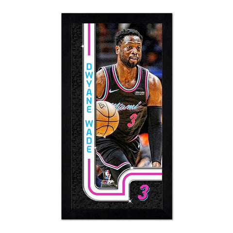 Photofile Dwyane Wade Vice Nights Mini Frame