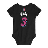 Miami HEAT Wade Vice Nights Onesie - 2