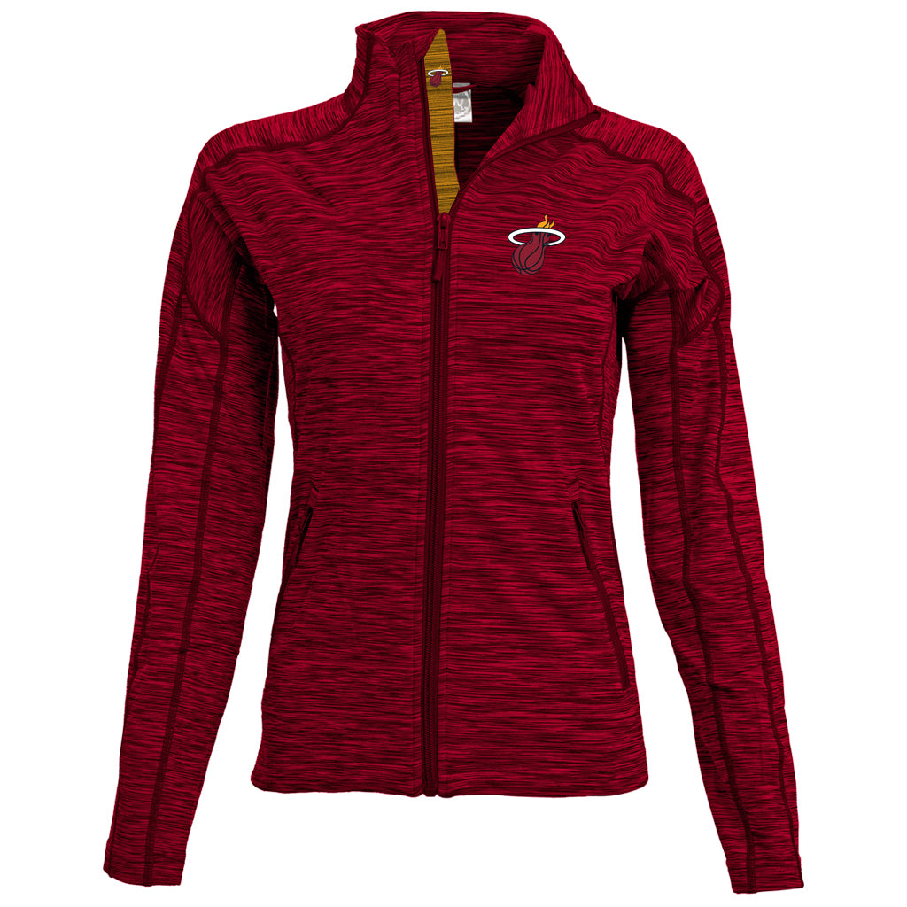 Levelwear Miami HEAT Ladies Atlantis Full-Zip Jacket - featured image