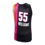 Jason Williams Miami HEAT NBA Authentic Hardwood Classic Jersey - 2