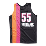 Jason Williams Miami HEAT NBA Authentic Hardwood Classic Jersey - 4