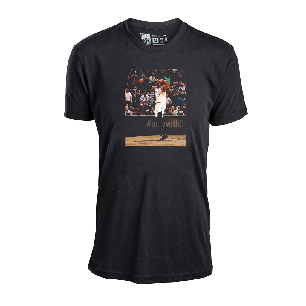 Court Culture Miami HEAT Wade Vice Moments Tee - featured image