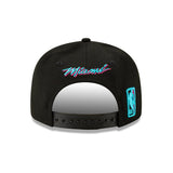 New ERA Miami HEAT Vice Nights City Series Youth Snapback - 2