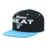 Miami HEAT Vice Nights Youth Retro Bar Snapback - 4