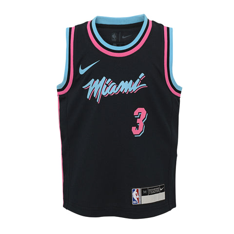 Dwyane Wade Nike Miami HEAT Toddler Vice Nights Replica Jersey