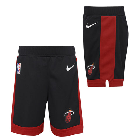 Nike Miami HEAT Kids Replica Shorts