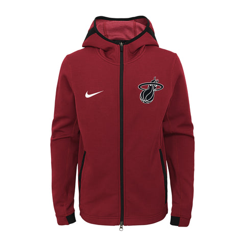 Nike Youth Showtime Full Zip Hoodie