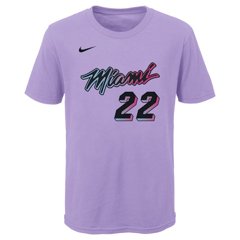 Jimmy Butler Nike ViceVersa Name & Number Youth Tee
