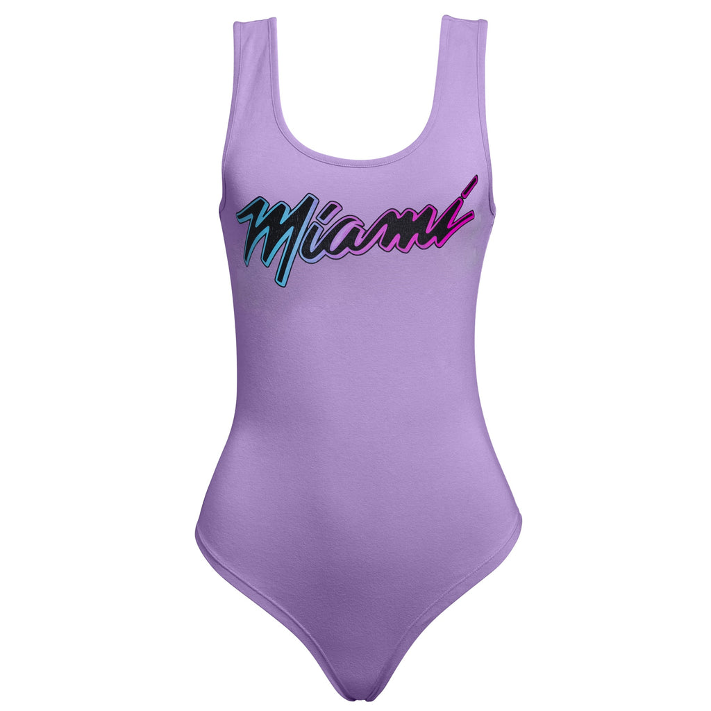 Court Culture ViceVersa Violet Bodysuit - featured image