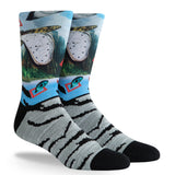 PKWY Dwyane Wade Remix Collision of Course 3 Pack Socks - 5